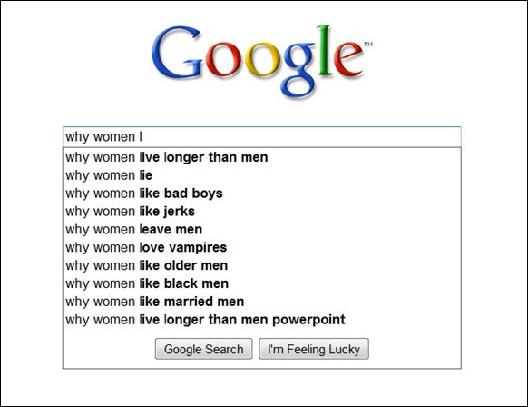 why women l
